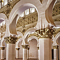 Synagogue Of St Mary The White by Joan Carroll