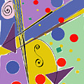 Syncopated Rhythm by Lois Boyce