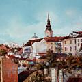 Synod Church - Belgrade by Miroslav Stojkovic