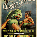 Syphilis Poster by Andrew Fare