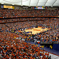 Syracuse Orange Carrier Dome by Replay Photos