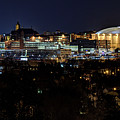 Syracuse Skyline And Carrier Dome by Rod Best