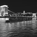 Szechenyi Chain Bridge Budapest by Alan Toepfer