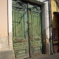 Szentendre Doors by Julie Ringer