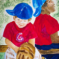 T - Ball by Ruth Bevan