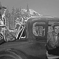 T-04902 Travelling To Climb In Style 1955  by Ed  Cooper Photography