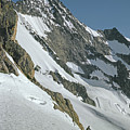 T-104406-b Fred Beckey Below Forbidden Peak by Ed Cooper Photography