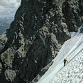 T-504102 1st Ascent On Mt. Shuksan by Ed  Cooper Photography