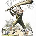 T. Roosevelt Cartoon, 1904 by Granger
