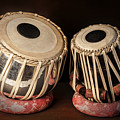Tabla Musical Instrument by Charuhas Images