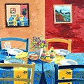 Table For Four by Keith Wilkie