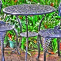 Table For Two by Kathleen Struckle