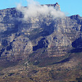 Table Mountain In The Clouds by Harvey Barrison