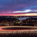 Table Rock Lake Night Shot 2 by Steven Jones