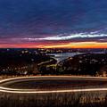 Table Rock Lake Night Shot by Steven Jones