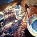 Table Setting by Bob Dornberg