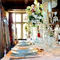 Table Setting by Ed Weidman