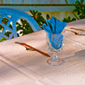 Table Setting by Peter J Sucy