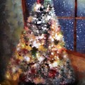 Tabletop Tannenbaum by RC DeWinter