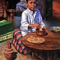 Tablia Table  by Ahmed Bayomi