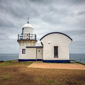 Tacking Point Lighthouse At Port Macquarie, Nsw, Australia by Miroslav Liska
