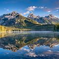 Taggart Lake by Adam Mateo Fierro