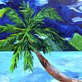 Tahiti Beach by Beth Cooper