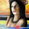 Tahiti Dreaming by Leonardo Ruggieri