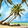 Tahitian Idyll by Dominic Piperata
