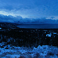 Tahoe Dawning by Sean Sarsfield