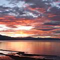 Tahoe June Sunset by Nokomis Murin
