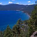 Tahoe Rim Trail by Dennis Boyd
