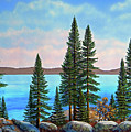 Tahoe Shore by Frank Wilson