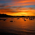 Tahoe Sunset by Connor Beekman