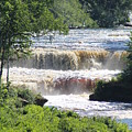 Tahquamenon Falls by Lisa Smith