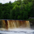 Tahquamenon Lower Falls Upper Peninsula Michigan 10 by Thomas Woolworth