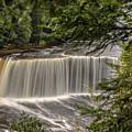 Tahquamenon Upper Falls, Upper Peninsula, Mi by Jack R Perry