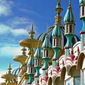 Tai Mahal Casino Atlantic City by Chuck Kuhn