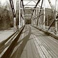 Taiya River Bridge #1 by Kimberly VanNostrand