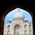 Taj Archway by Nila Newsom