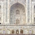 Taj Mahal II by Nina Papiorek