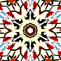 Taj Mahal Kaleidoscope by Mary Pille