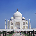 Taj Mahal Landscape by Gloria & Richard Maschmeyer - Printscapes