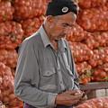 Tajiq Onion Seller   by Joseph Cosby