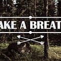 Take A Breath by Nicklas Gustafsson