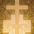 Take It To The Cross Silver Gold by Daniel Henning