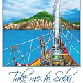 Take Me To Saba by Cindy D Chinn