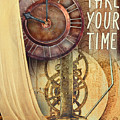 Take Your Time by Jutta Maria Pusl