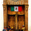 Taking A Break by Mexicolors Art Photography