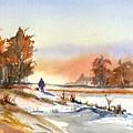Taking A Walk by Debbie Lewis